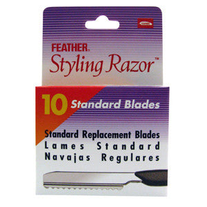 Feather Standard Blades 10 pack