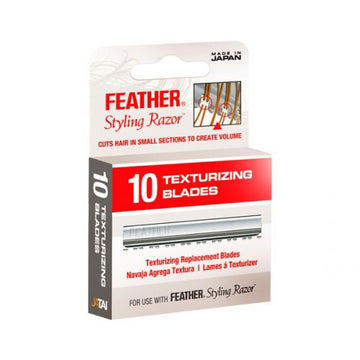 Feather Texturizing Blades 10 pack