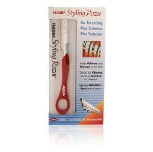 Feather Texturizing Styling Razor