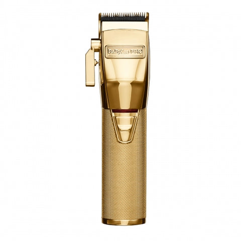 BaByliss PRO Gold FX Metal Lithium Clipper.  Pre-Order Back In Stock 11/15