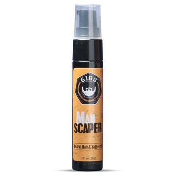 Gibs Man Scaper Beard Oil