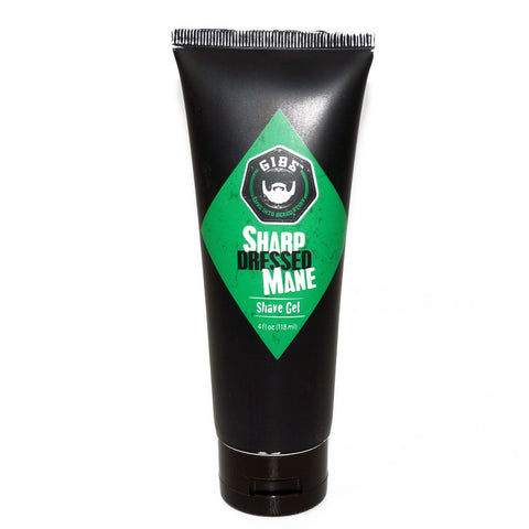 Gibs Sharp Dressed Mane Shave Gel