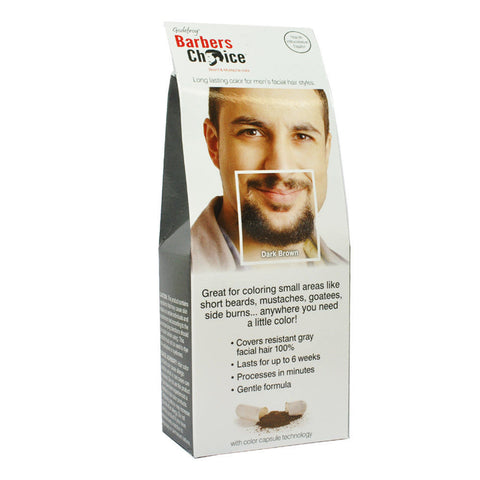 Godefroy Barbers Choice Beard + Mustache Color