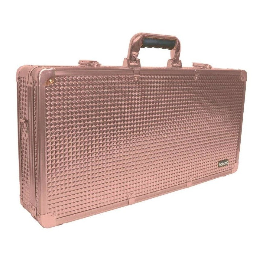 Hairart Rose Gold Barber Case