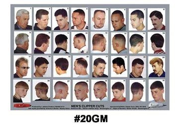 Haircut Poster-20GM