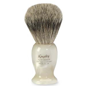 Kingsley Badger Shave Brush 8011