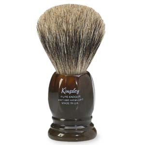 Kingsley Badger Shave Brush 8014