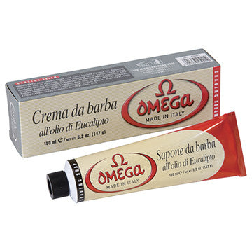 Omega Shaving Cream in Tube