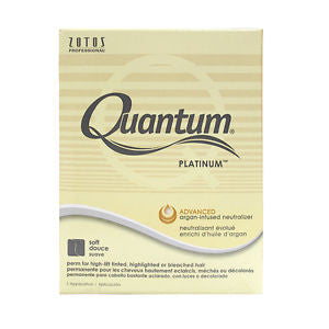 Quantum Perm Solution Platinum Soft - 496708