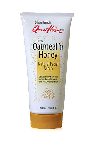 Queen Helene Oatmeal 'n Honey Natural Scrub