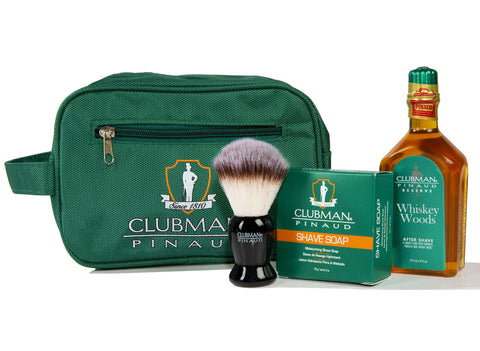 Clubman Shave Essential Kit