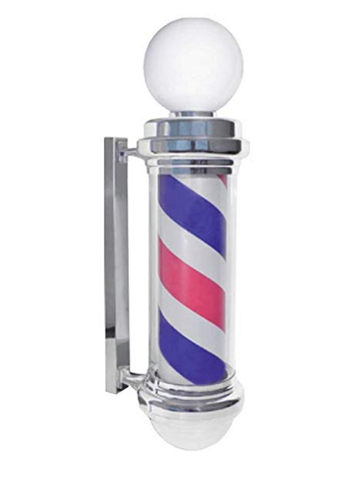 Scalpmaster Two Light Barber Pole