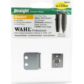 Wahl Straight Standard Trimmer Blade #1046