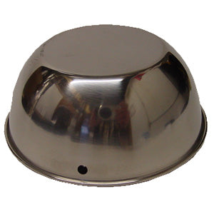 William Marvy Stainless Steel Domes (TOP)