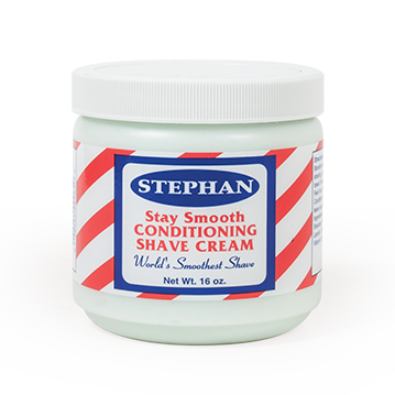 Stephan Stay Smooth Conditioning Shave Cream