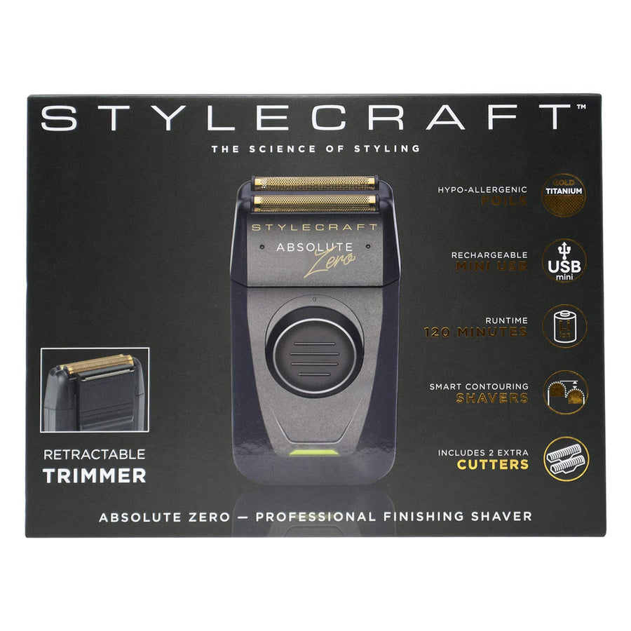 Stylecraft Absolute Zero-Professional Finishing Shaver