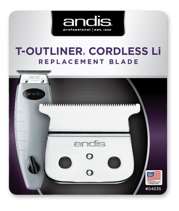 Andis T-Outliner Cordless Li replacement Blade
