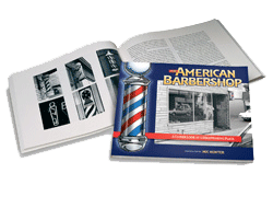 The American Barbershop Book by William Marvy