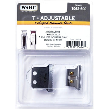 Wahl T-Adjustable T-shaped trimmer blade 1062-600