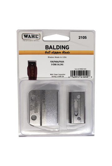 Wahl 2-hole Balding Clipper Blade #2105