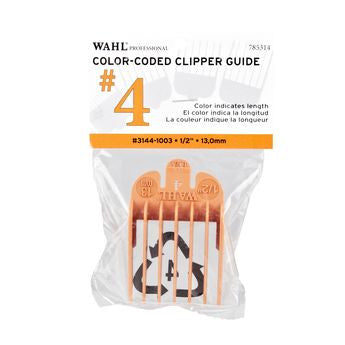 Wahl Color Coded Guards #4
