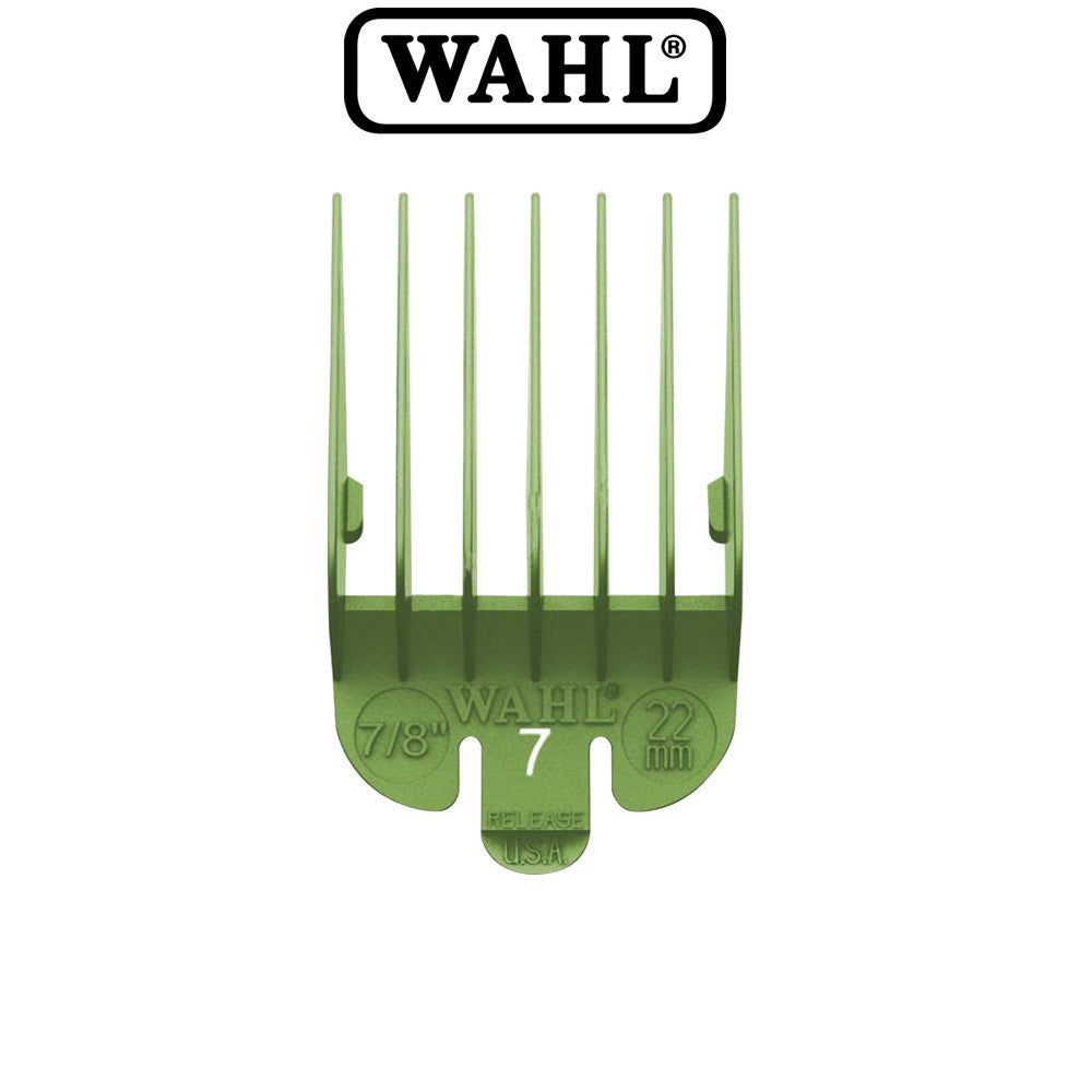 Wahl Color Coded Guards #7