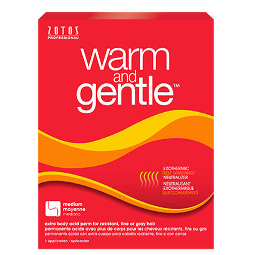 Warm and Gentle Extra Body Perm Solution 124012