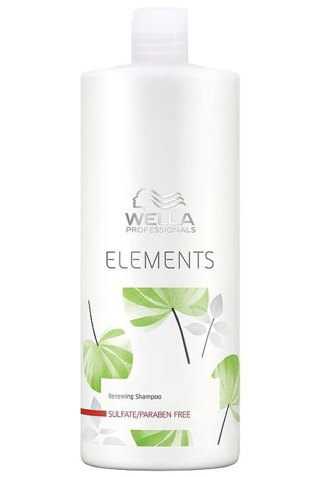 Wella Elements Renewing Shampoo—1L