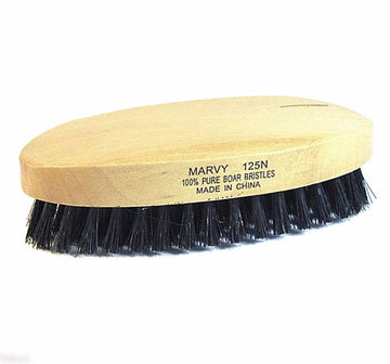 William Marvy 125 Military Style Oval Hair Brush