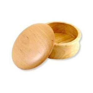 Natural Wood Shave Bowl