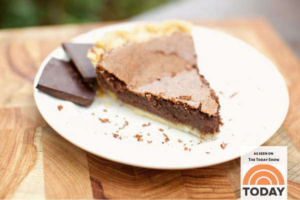 Chocolate Chess <em>Pie</em> - Southern Baked Pie Company