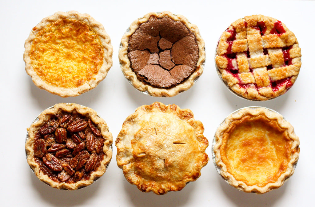 6 Pack Sweet Pie <em>Bundle</em> - Southern Baked Pie Company