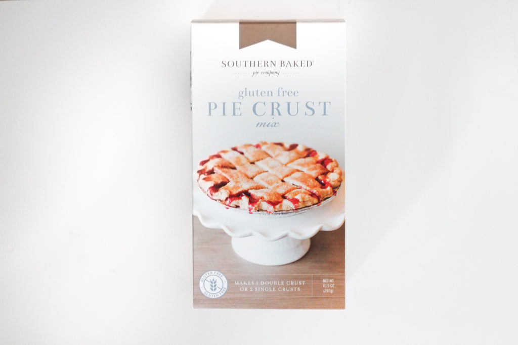 Gluten - Free Pie Crust Mix - Southern Baked Pie Company