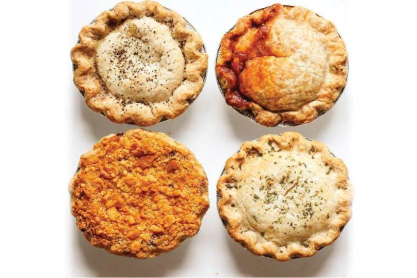 4 Pack Savory Pie Bundle Southern Baked Pie Company