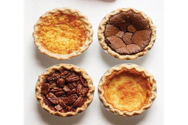 4 Pack Sweet Pie <em>Bundle</em> - Southern Baked Pie Company