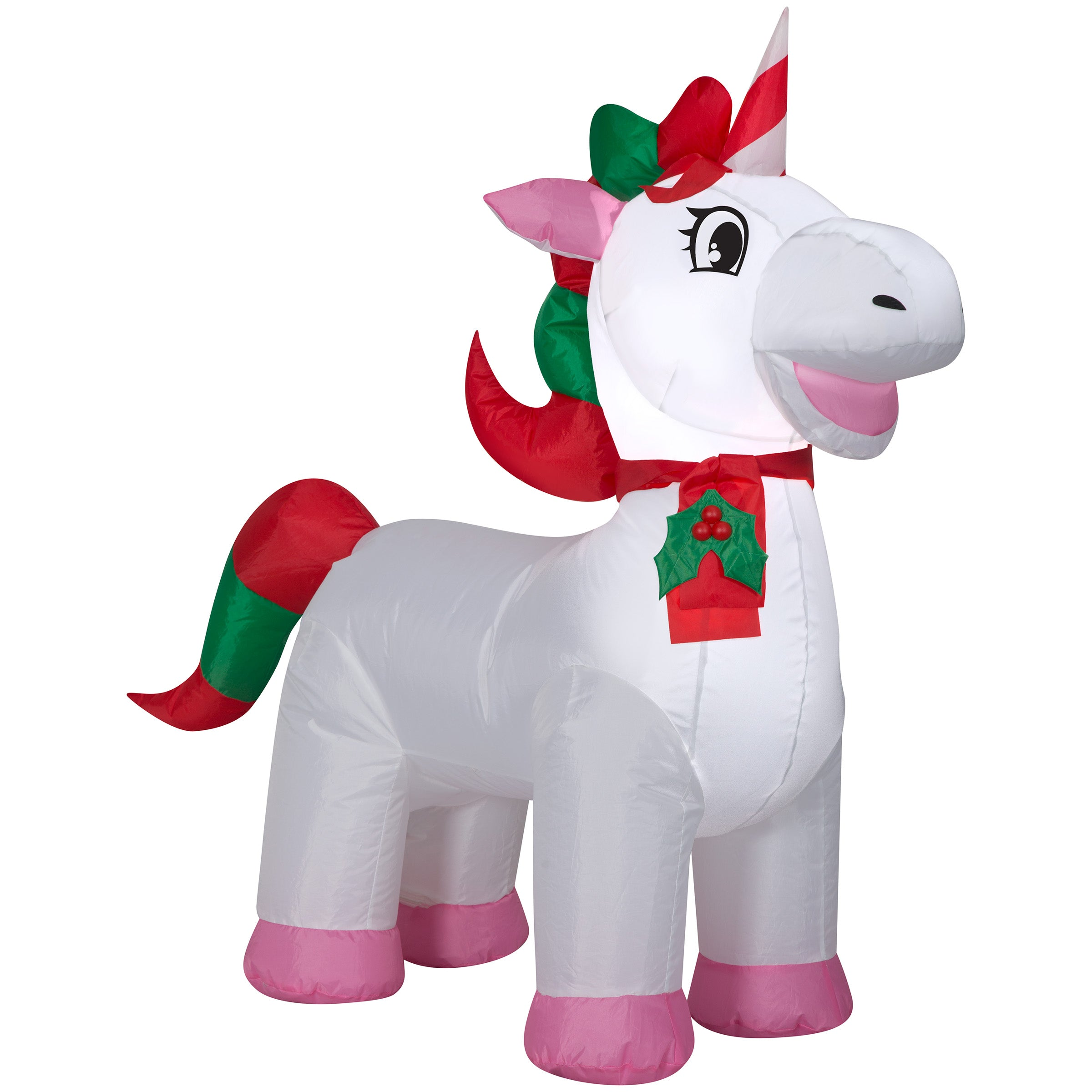 Gemmy Airblown Unicorn Christmas Inflatable