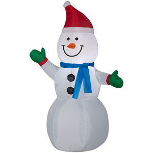 3.5' Airblown-Snowman Christmas Inflatable