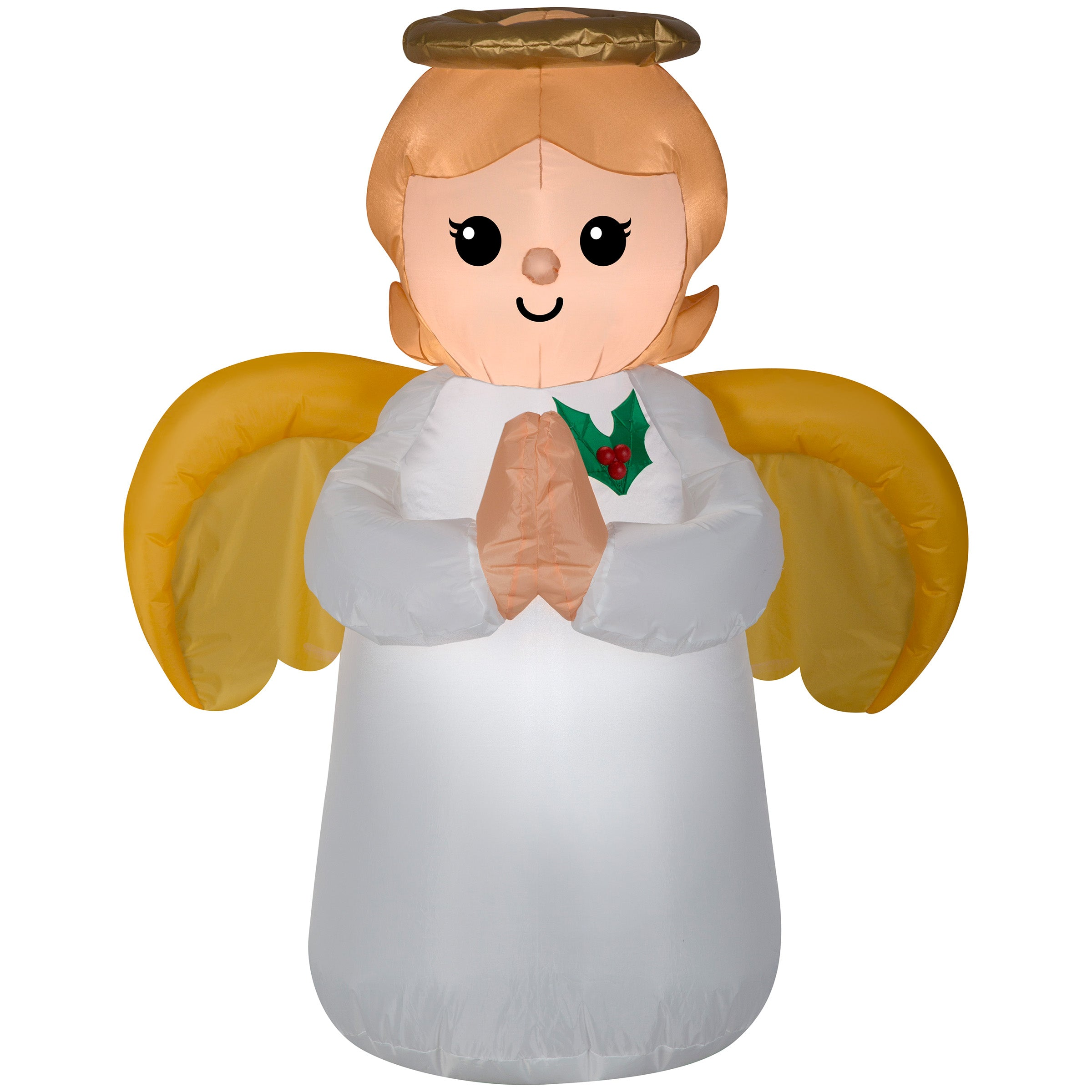Gemmy 3.5' Airblown Inflatable Christmas Angel