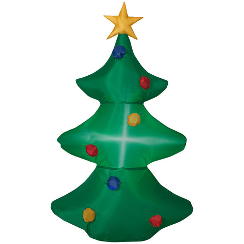 3.5' Airblown Christmas Tree Christmas Inflatable