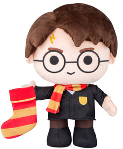 Gemmy Plush Room Décor Harry Potter w/Stocking