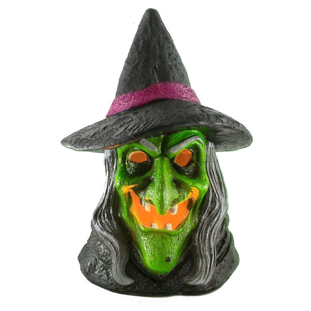 Misting Witch Bust