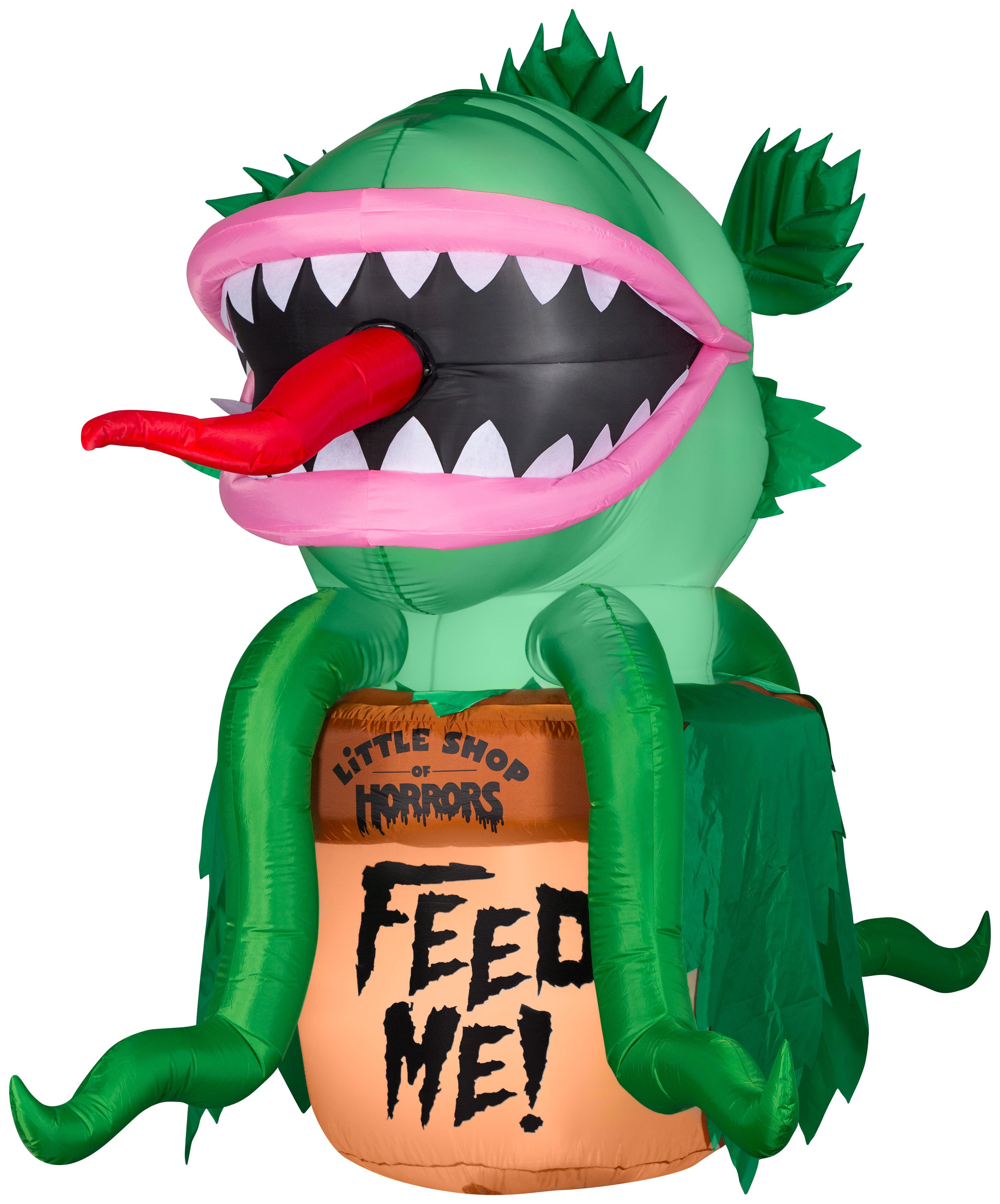Animated Airblown Inflatable Audrey from Little Shop of Horrors