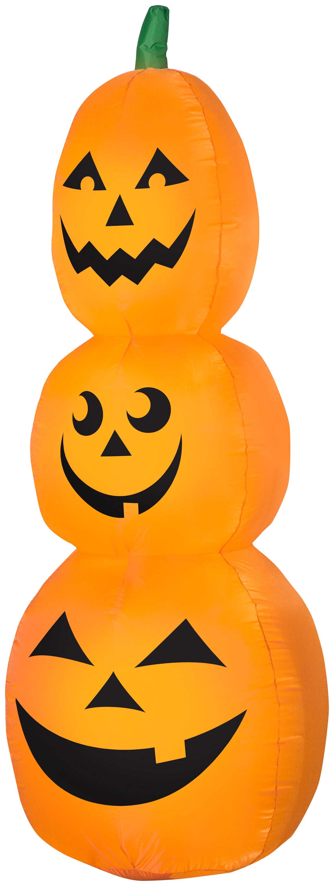 Airblown Inflatable Pumpkin Stack Scene