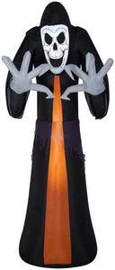 12' Airblown Giant Reaper Halloween Inflatable