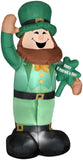 6' St. Patrick's Day Leprechaun Spring Inflatable