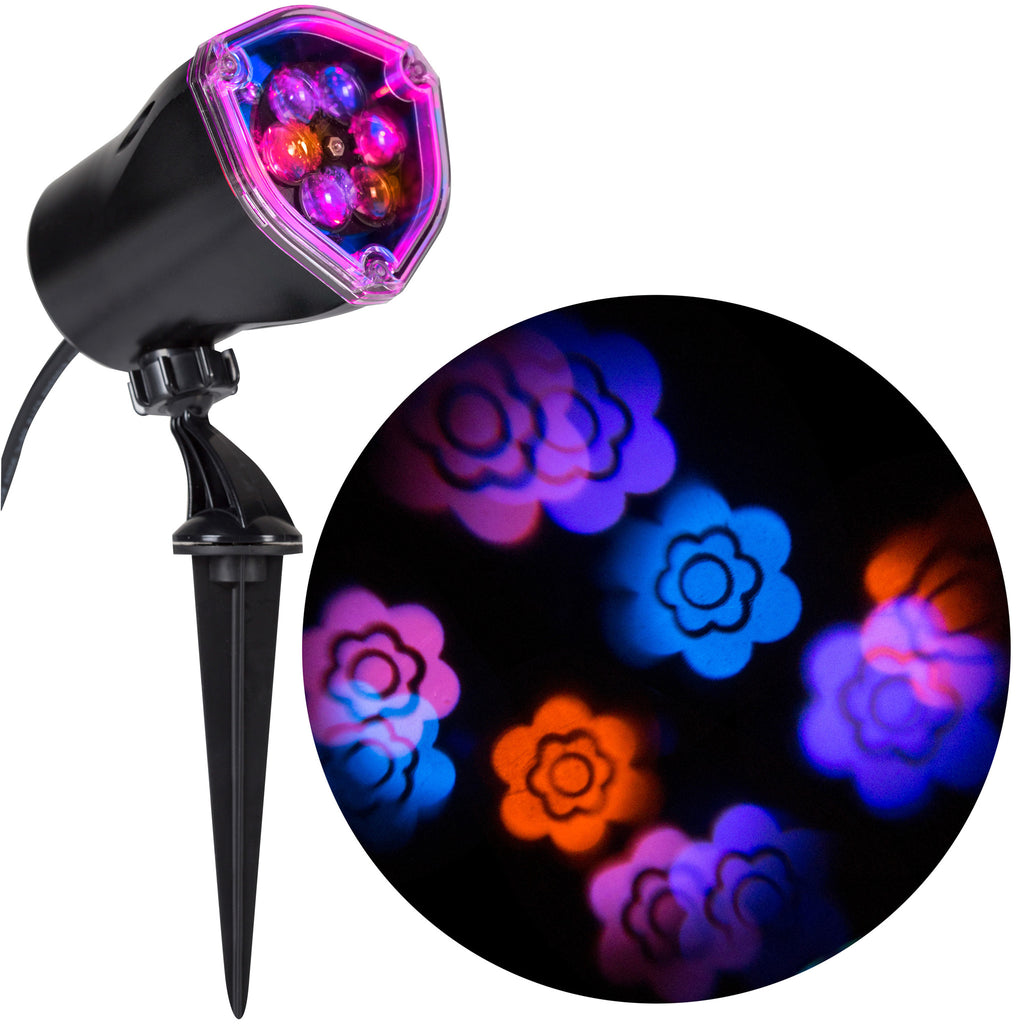 Spring Flowers Lightshow Projection Seasons Inflatables