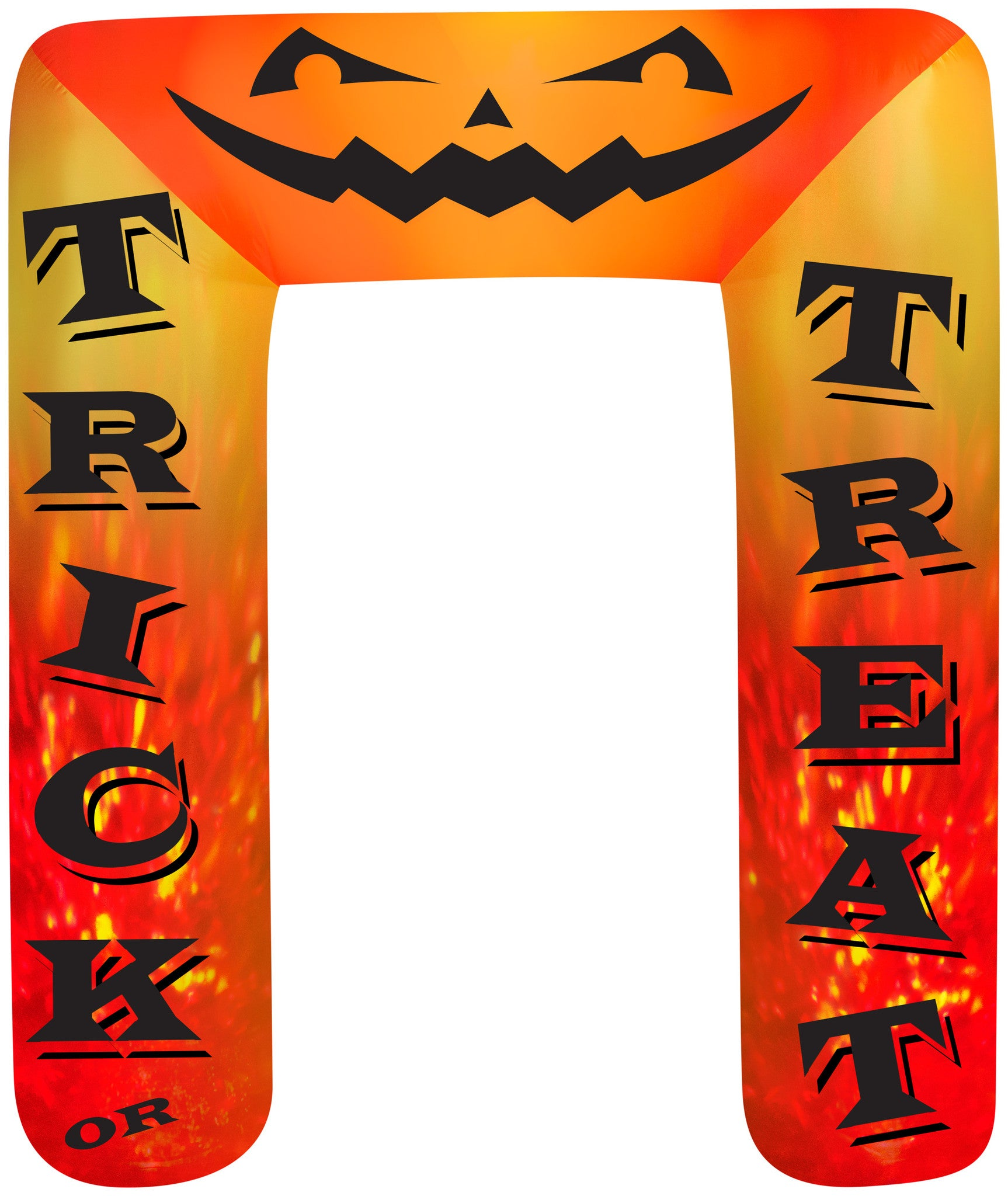 trick or treat halloween inflatable archway