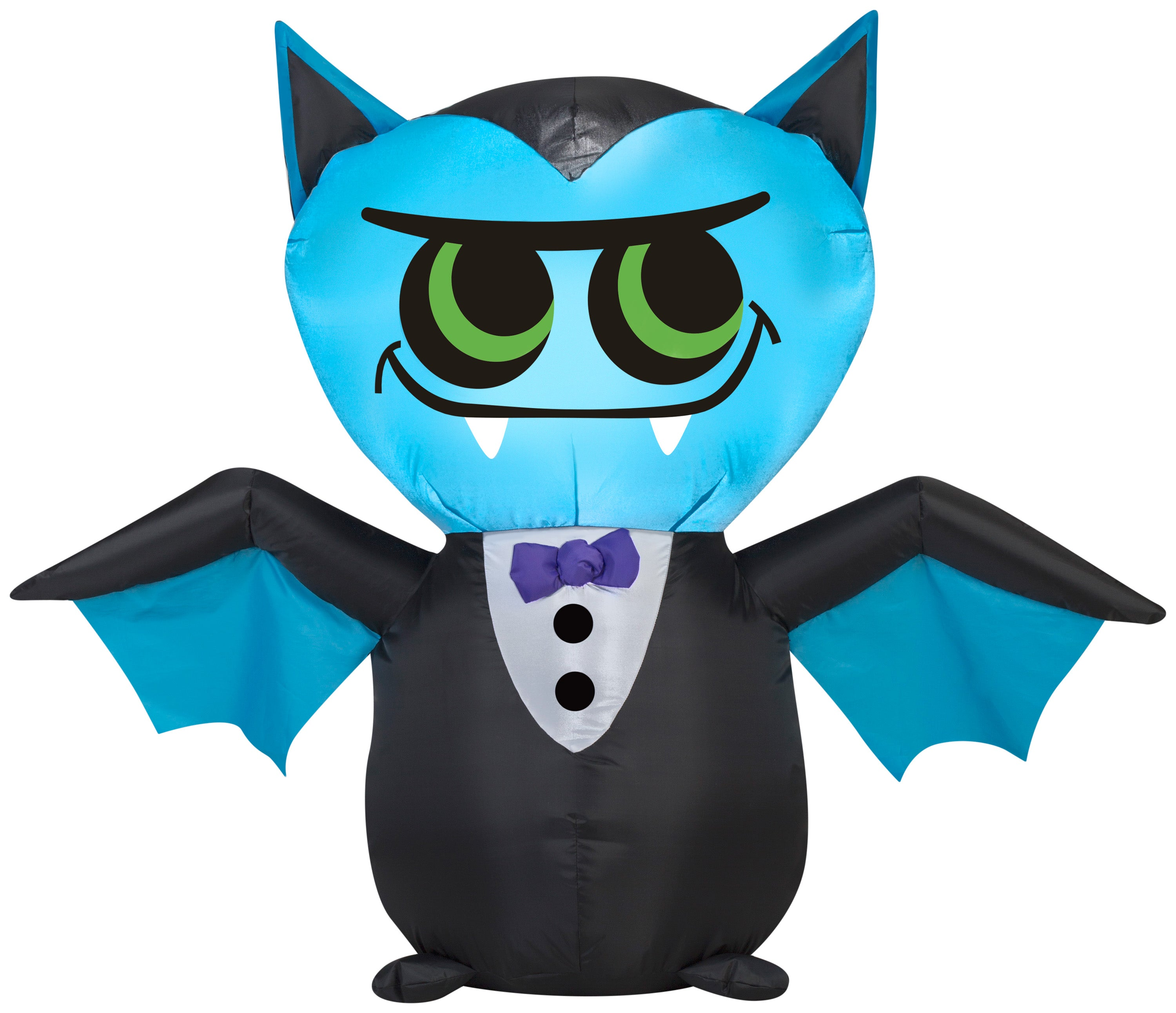 3' Airblown Bat Halloween Inflatable
