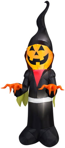 10' Airblown Jack Halloween Inflatable