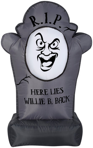 3' Tomb Stone Halloween Inflatable